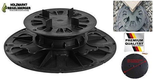 52x-piastra-di-appoggio-regolabile-in-altezza-40-70-mm-piedistallo-supporto-dappoggio-per-pavimenti-