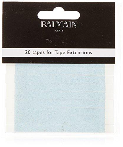 Balmain Ersatztapes für Extensions, 20 Stück, 1er Pack, (1x 20 Stück)