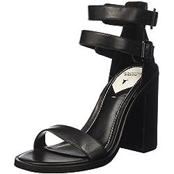 Windsor Smith Damen Tammie Schuhe mit Riemchen, Schwarz, 40 EU