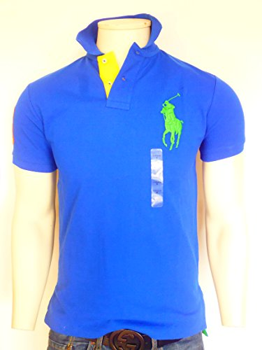 polo-ralph-lauren-ss-cust-big-pony-polo-uomo-blu-elettrico-small-royal-blue
