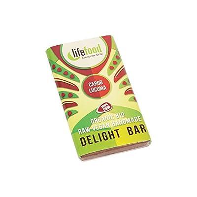 Organic Raw Delight Mini Carob Lucuma from LIFEFOOD