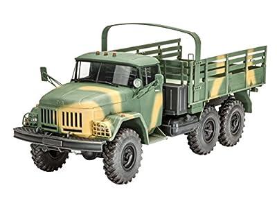 Revell Modellbausatz Panzer 1:35 - ZiL-131 im Maßstab 1:35, Level 5, originalgetreue Nachbildung mit vielen Details, 03245 von Revell