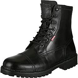 Levi's´S Shoes Men - Boots LEAVIT 228741-700-59 - Black - 41E1t0AXOFL - Levi's´S Shoes Men – Boots LEAVIT 228741-700-59 – Black