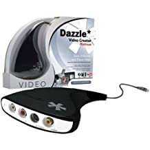 Avid DVC107 Dazzle Video Creator Platinum Videobearbeitungs-Soft- und Hardware für Windows XP/Vista 32/64 Bits USB