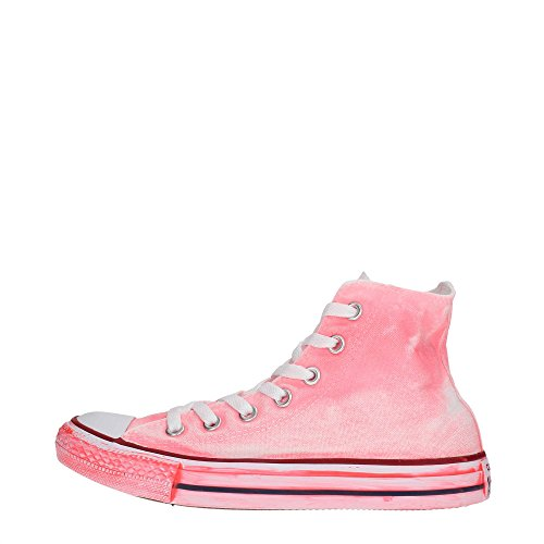 All Star Hi Canvas LTD Unisex Rosa