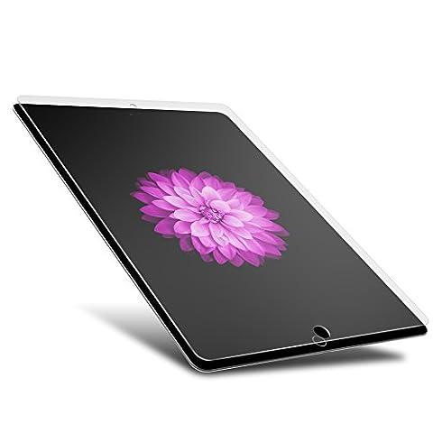 iPad Air / Air 2 Panzerglas Schutzfolie 9H ✔ Kein Zerkratzen ✔ Blasenfreies Anbringen ✔ Perfekte Passgenauigkeit ✔ Glasfolie by UTECTION®