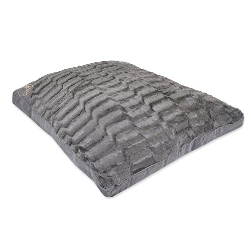 luxury-large-extra-large-luxury-fur-dog-bed-cushion-washable-zipped-mattress-large-gray-textured