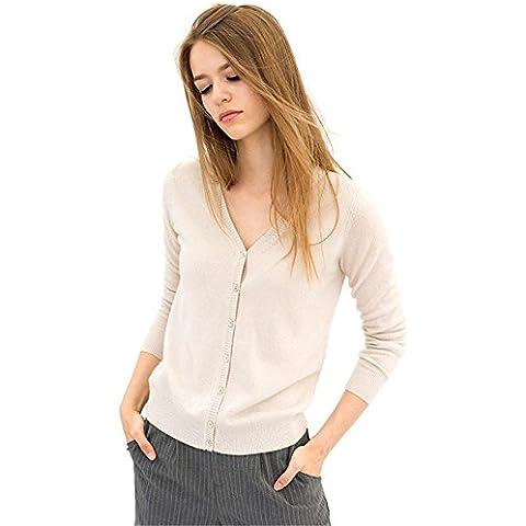Boutique Da Donna Corta Maglia Coprispalle Keep It Classico cardigan, 1, M