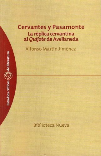 Cervantes y Pasamonte Cover Image