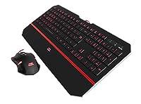 Mars Gaming MCP2 - Combo gaming de teclado y ra...