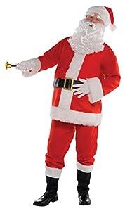 Christy`s 996136 - Disfraz de Papá Noel para hombre