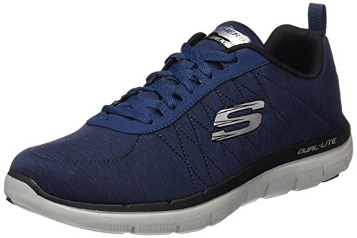 Skechers Men Flex Advantage 2.0 Multisport Outdoor Shoes, Blue (Nvy), 11 UK...