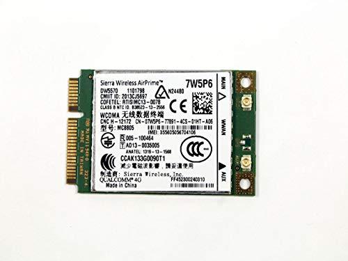 Sierra Wireless AirPrime 68DP9 Wireless Karte für Dell Venue 8 und 11 Pro # EM8805 WWAN - HSPA+ (NGFF) DW5570 (Generalüberholt) (Karte Dell Wireless)