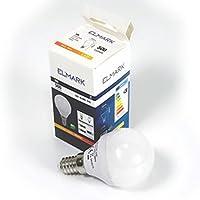 LED E14Globe P45, bianco caldo 6W SMD2835240°