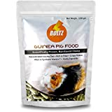 Boltz Guinea Pig Food,Nutritionist Choice (ISO 9001 Certified)-1200 gm