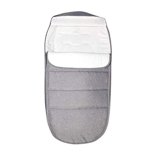 Kinderwagen Universal-Fußsack Komfortable und warme Winterdecke Schlafsack mit winddichter Wärme...