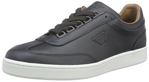 Armani Jeans 9350246a428, Sneakers basses homme Blau (BLUE GRAPHITE 09936)