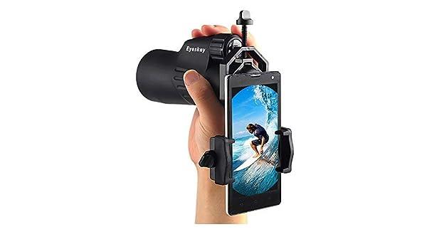 Eyeskey fernglas adapter teleskop handy halter clip amazon kamera