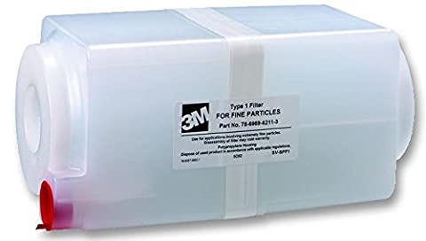 FILTER TYPE 2 FOR 3M TONER VAC 737731 By 3M
