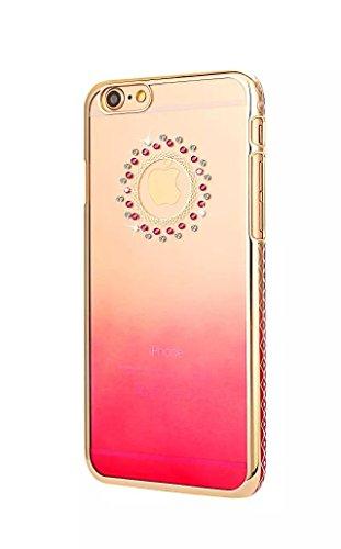 Strass couverture arrière pour iPhone 6 / 6s cas, iPhone 6 cas, 6s iPhone Case 7