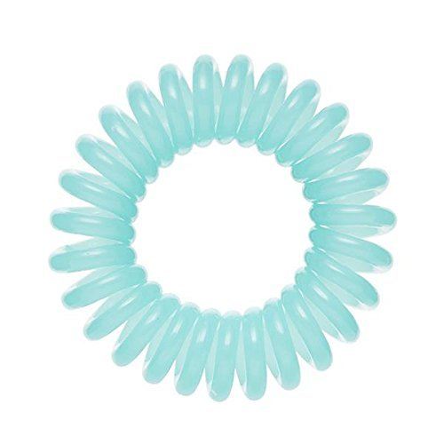 magi-bobble-spiral-flexiable-hair-band-bobbles-5-pieces-pack-minty-green-by-quif