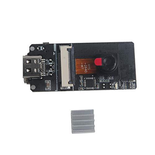 M5Stack ESP32CAM Entwicklungsboard ESP32 Kameramodul OV2640 Kamera mit Typ-C Grove Port und 3D WiFi Antenne für Arduino Raspberry Pi DIY Progressive-scan-ccd