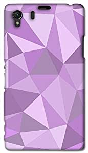 Timpax protective Armor Hard Bumper Back Case Cover. Multicolor printed on 3 Dimensional case with latest & finest graphic design art. Compatible with Sony L39H - Sony 39 Design No : TDZ-23631