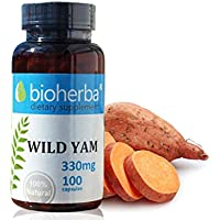 WILD YAM (YAMSWURZEL) 330 mg. 100 Kaps. neu preisvergleich bei billige-tabletten.eu
