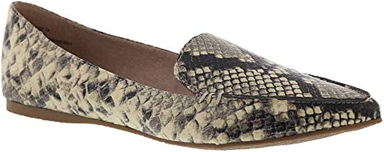 Steve Madden Wouomo Feather Snake Casual 10.0 US | Diversi stili e stili  | Sig/Sig Ra Scarpa