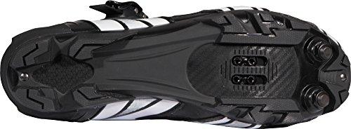 Piu Miglia Montano Scarpe per mountain bike, colore nero, nero (Black), 40 nero