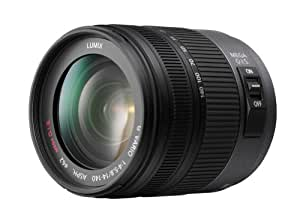Panasonic Micro Four Thirds 14-140mm f4.0-5.8 Zoom Lens Featuring Silent Design for HD Movie Recording
