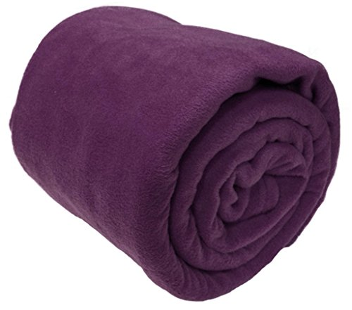 a-express-chaude-violet-125-x-150-cm-doux-confortable-couverture-polaire-polyester-throw-plaid