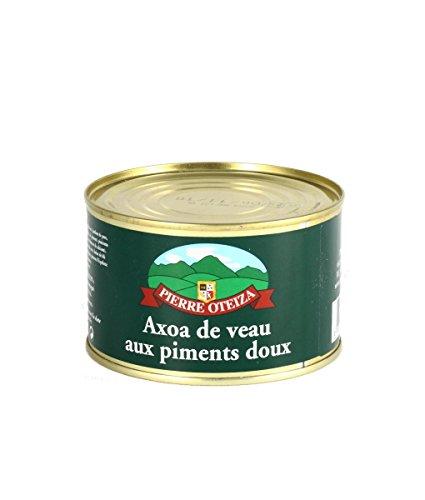 Oteiza - Axoa de veau aux Piments doux 370g