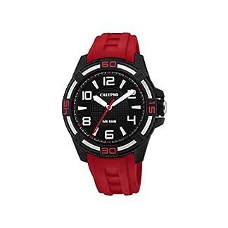 Calypso Watches Reloj Analógico para Unisex Adultos de Cuarzo con Correa en Plástico K5760/3
