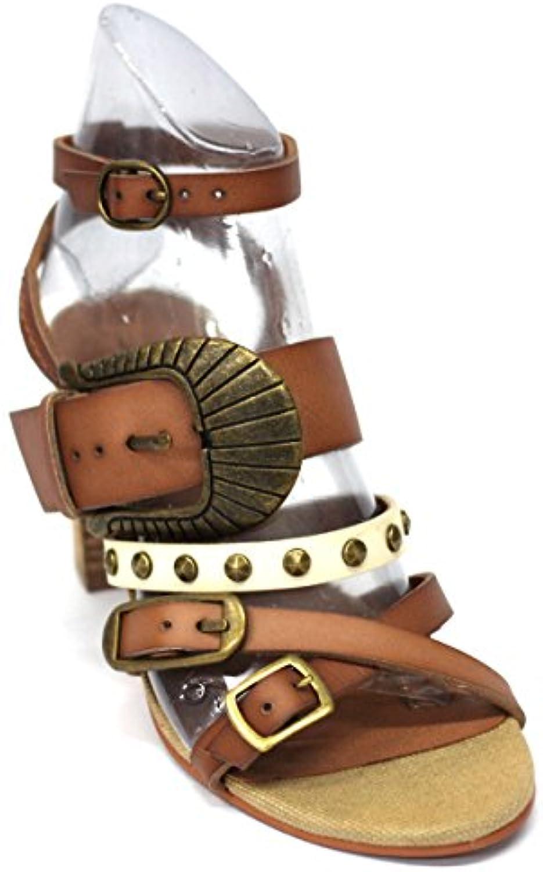 lucky lucky lucky brand sea shell style attaché des sandales avec des cuivres studs royaume uni taille 3,5 b00wx4bbhm parent | Good Design  1d9750