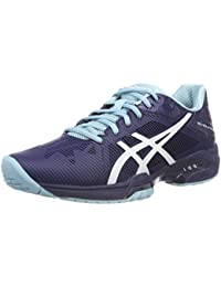 ASICS Gel-Solution Speed 3, Chaussures de Tennis Femme 335f4b579e18