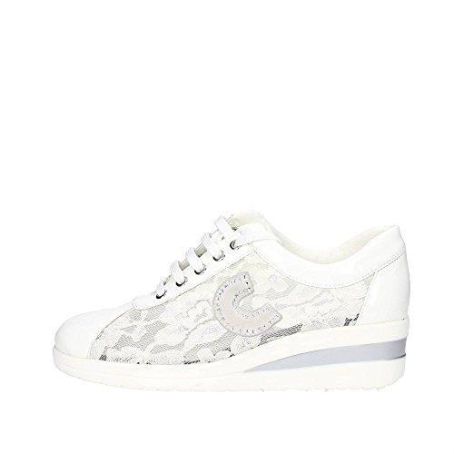Cinzia Soft IV9493-AVG 002 Sneakers Donna Tessuto BIANCO BIANCO 39
