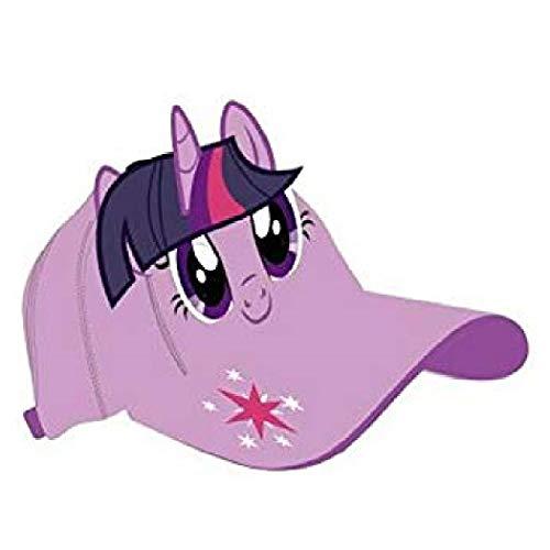 Cerdá Premium El pequeño Pony Gorra de Tenis Color morado (lila) 52-58 cm 2200002889