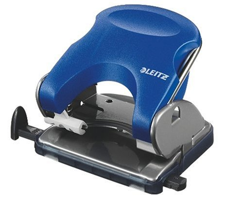 "Leitz Bürolocher Topstyle 5005 \""water\"", blau, 50050033"