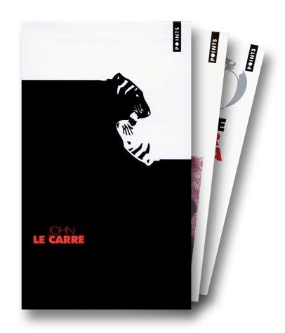 John Le Carré : Notre jeu - Le Tailleur de Panama - Single & Single, coffret de 3 volumes