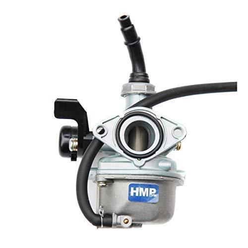 HMParts Vergaser 50-125ccm 19mm Typ 4 Quad ATV Dirt Bike