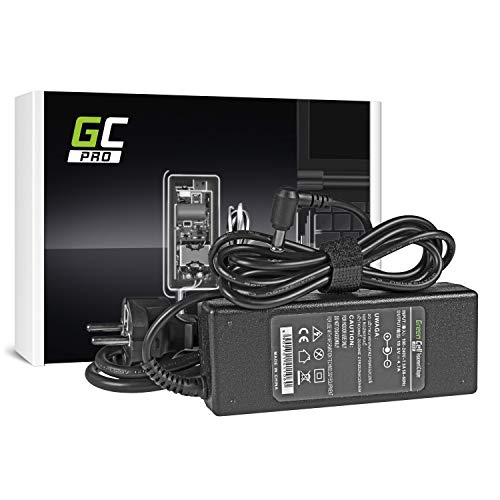 GC PRO Netzteil für Sony Vaio S15 SVS1512EW SVS1512GB SVS1512GP SVS1512GW SVS1512PS Laptop Ladegerät inkl. Stromkabel (19.5V 4.7A 90W) -