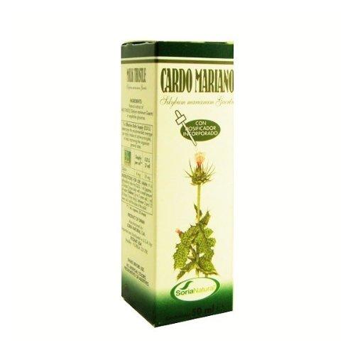 Soria Natural Extracto Cardo Maria Glicolico - 50 mililitros