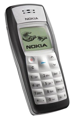 Nokia 1100 schwarz Handy