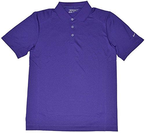 Royal Purple T-shirt (Nike Golf Dri-Fit Victory Polo (Royal Purple, Small))