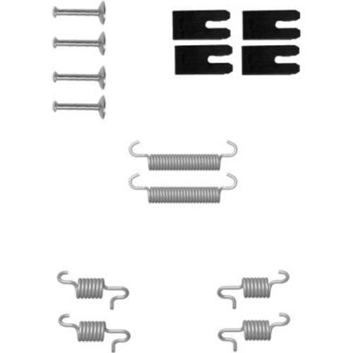 HELLA PAGID 8DZ 355 201-891 Zubehörsatz, Feststellbremsbacken, Hinterachse