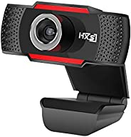 Lixada Webcam,Web Camera Computer Laptop Camera 1080P Hd For Conference Video Call Live Streaming Noise-Cancel
