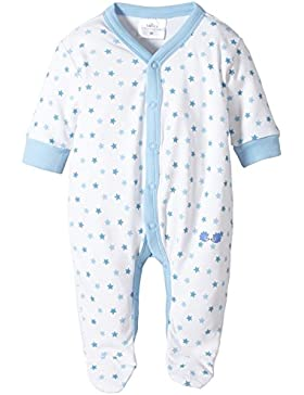Twins Baby - Jungen Schlafstrampler mit Sternchen