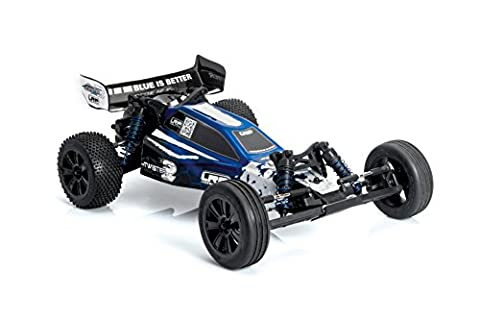 LRP Electronic 120312 - Elektro Buggy S10 Twister 2 RTR, blau/schwarz
