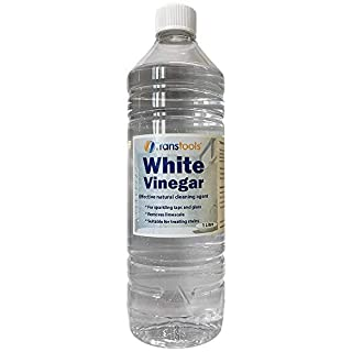 Transtools Natural White Vinegar - 1 Litre (6)